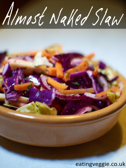 Almost Naked Slaw