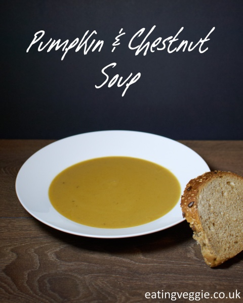 Pumpkin and Chestnut Soup