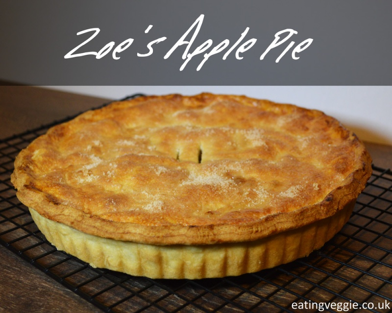 Zoe's Apple Pie